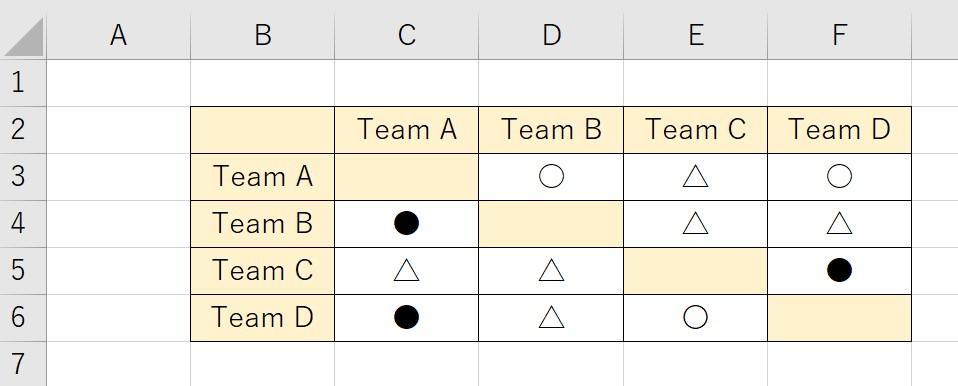 対戦表の作り方-34